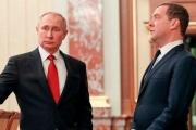 លោក ពូទីន តែងតាំងលោក Mikhail Mishustin ជានាយករដ្ឋមន្ត្រីរុស្ស៊ីថ្មី ក្រោយការលាលែងរបស់លោក Medvedev