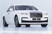 ការពិតមួយតួខ្លួន Rolls-Royce Ghost ឆ្នាំ២០២១ ផ្លាស់ប្តូរទាំងអស់ អត់តែរបស់២យ៉ាងប៉ុណ្ណោះ