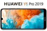 Huawei Y6 Pro (2019) ស្មាតហ្វូនអេក្រង់លាត ឆកតំណក់ទឹក ប្រើឈីប Helio A22 ជាមួយតម្លៃធូរថ្លៃ