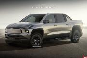 អីយ៉ាស់! Chevrolet នឹងចេញភីកអាប់អគ្គិសនី ប្រជែង Ford សាកម្តងជិះបាន ៦៤០គ.ម