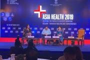 កម្ពុជាចូលរួមកិច្ចប្រជុំអន្តរជាតិ ស្តីអំពី Asia Health 2019 នៅទីក្រុងញូដេលី ប្រទេសឥណ្ឌា
