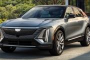 ឡាន SUV អគ្គិសនី Cadillac ដាក់ឲ្យកក់ជាង ១០នាទី ដាច់ស្តុកអស់បាត់!
