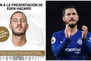 ត្រៀមៗ Hazard នឹងបង្ហាញខ្លួនផ្លូវការនៅ Real Madrid យប់នេះ